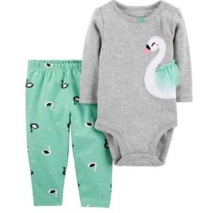Carter's: matching outfit